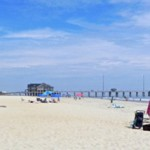 outer banks voice: nags head beach still stable