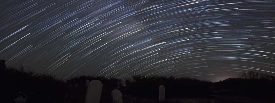 amazing night motion time-lapse video of the outer banks