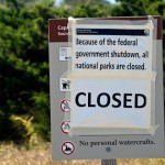 how the government shutdown is affecting the outer banks