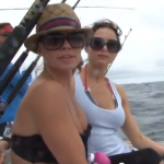 fit to be wild + swordfish sportsfishing = obx fun!