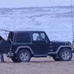 sea level rise on coastal north carolina