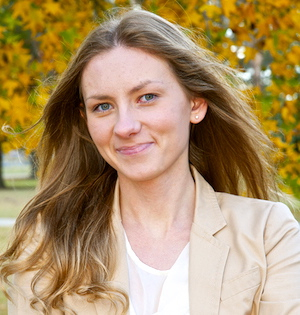 COA Student Yulia Vozzhaeva,