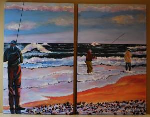 Fishermen, Meg Rubino