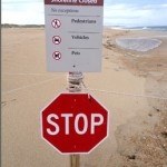 nps restricts beach access in avon