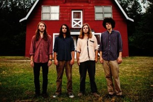New Madrid, one of the groups coming to the 4th Annual Mustang Music Festival. Photo, New West Records