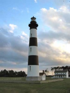 Bodie Island Lighthouse has reopened today.