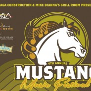 the story behind the mustang music festival