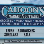 cahoon's market: 50+ years of obx tradition