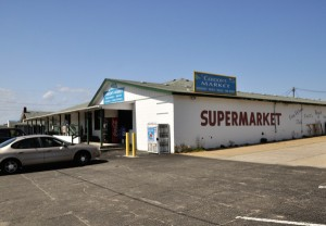 Cahoon's Market in Nags Head.