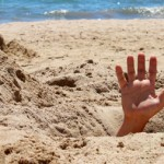 the hidden dangers of digging in the sand