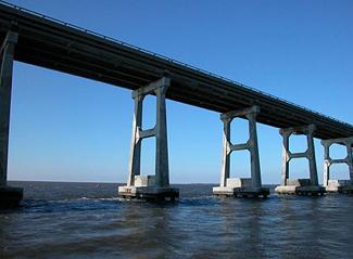 The Bonner Bridge, North Carolina