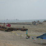 more beach nourishment on the horizon for obx
