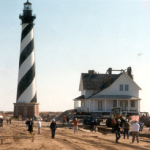 15th anniversary for hatteras lighthouse move