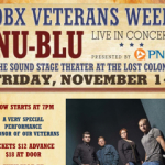 nu-blu hits the lost colony stage friday