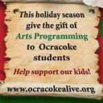 ocracoke alive revives island art programs in school