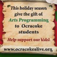 ocracoke alive revives island art programs in school