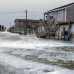 storm cleanup begins on the obx