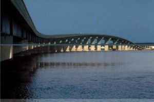 Rendering of the Mid-Currituck Bridge. NCDOT. Once again in the news.