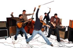 ryan shupe and his band