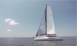 large catamaran