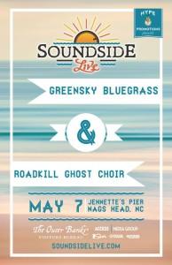 soundside live poster