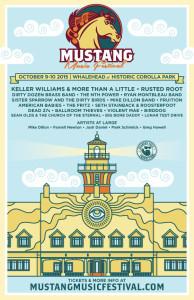 mustang music festival 2015