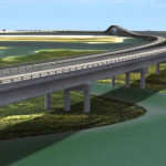 bonner bridge replacement inches forward