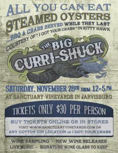 big currishuck poster