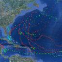 2016-slight rise in hurricanes forecast