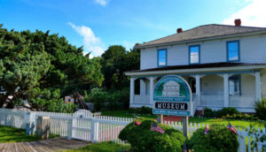 The home of the Ocracoke Preservation Society.