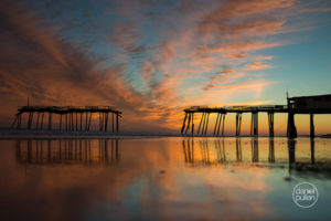 Frisco Pier by Daniel Pullen