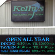 kelly's closing would be the end of an era