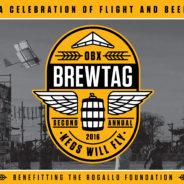 flying kegs + craft beer = obx brewtag!
