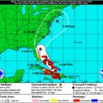 hurricane matthew approaches obx