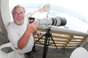 Mickey McCarthy, on duty at ESA Easterns. Photo: Tom Dugan
