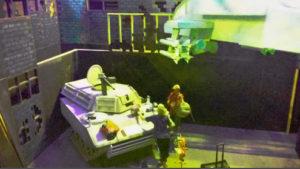 Laser Tag Tank