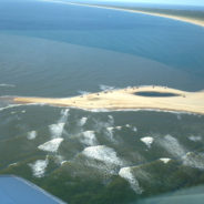 the outer banks drifts west