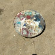 navy solves case of trash on obx beach