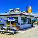 john's drive-in = 40 years of obx tradition
