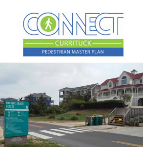 Connect Currituck envisions an extensive network of multi-use paths connecting communities.