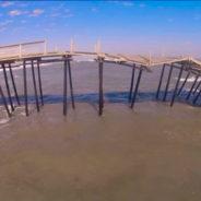 saying goodbye to frisco pier