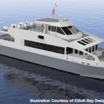 passenger ferry to ocracoke is making progress
