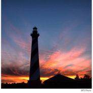 hatteras lighthouse goes dark